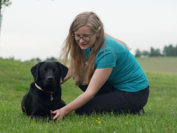 Cranio Sacral Therapie für Hunde
