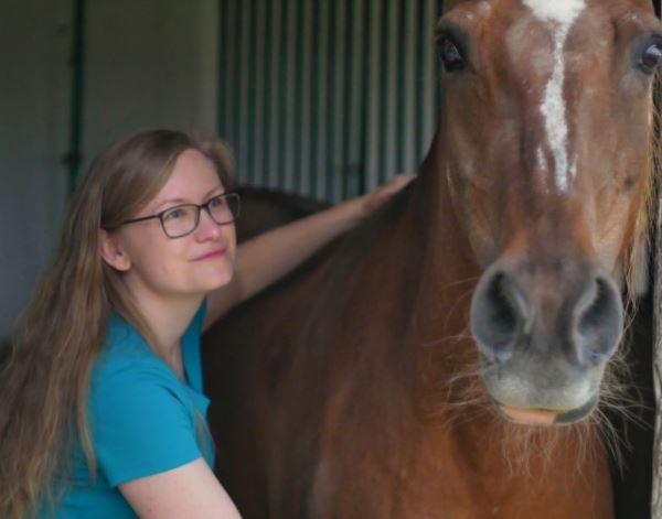 Cranio Sacral Therapie für Pferde